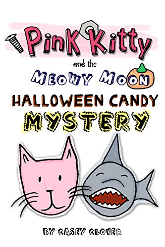 Pink Kitty and the Meowy Moon Halloween Candy Mystery