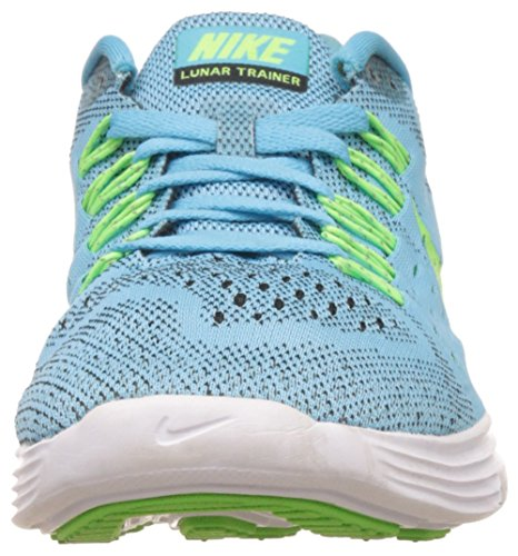 Wmns Lime Hombre flsh Nike white blk Para Clearwater Lunartrainer RnwqqAZag