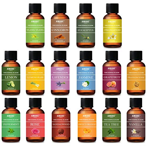 Aromatherapy 100 Pure Therapeutic Essential Oils product image