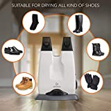 Shoe Dryer | Electric Blower, Warmer and Deodorizer for Shoes, Gloves