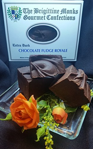Extra Dark Chocolate Fudge Royale