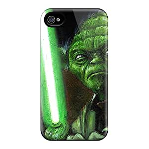 New Style ChrisArnold Master Yoda Premium Covers Cases For Iphone 6