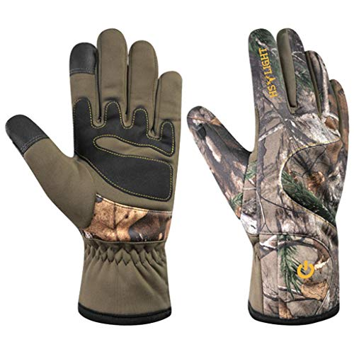 Hot Shot HS Light Glove Large Realtree Xtra