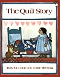 The Quilt Story, Tony Johnston, 0698113683
