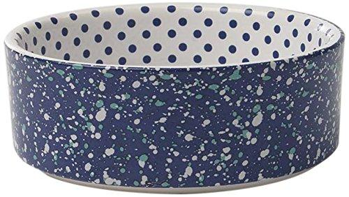 PetRageous 2 Cup Confetti Dots Bowl, 5