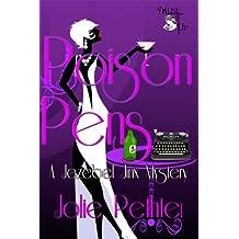 Poison Pens (A Jezebel Jinx Mystery Book 2)
