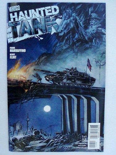 Vertigo Haunted Tank (2009) 1-5