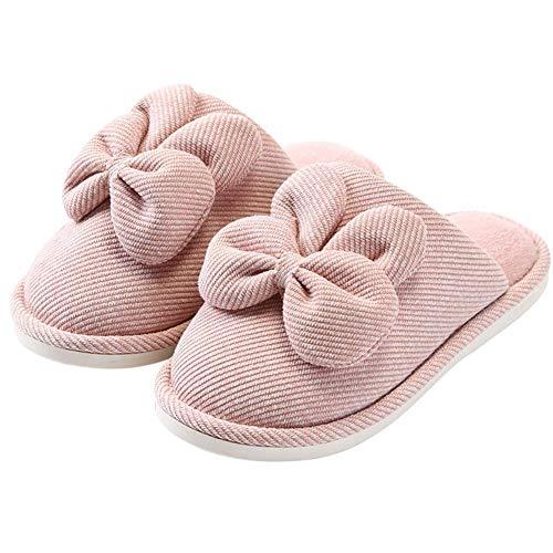 Di Casa Beenzy Lana pantofole Cotton Calde Per Sippers Rosa Giapponesi Invernali Interni Semplici Pantofole Antiscivolo La 6rqtr