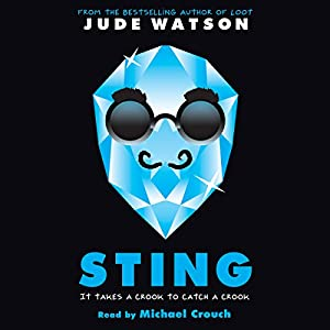 Sting Audiobook