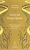 Front cover for the book Across the Empty Quarter (Penguin Great Journeys) by Wilfred 	 Thesiger