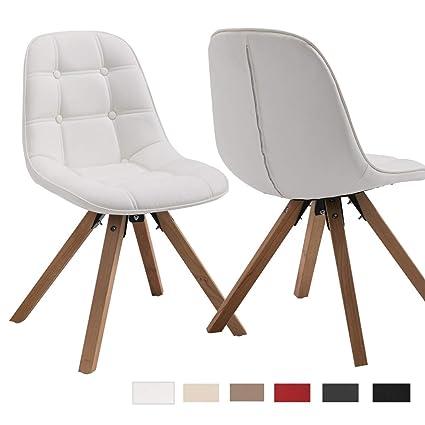 chaises de cuisine 2 couleurs gris blanc
