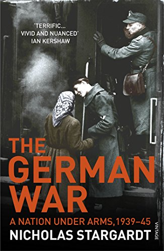 How Long To Read The German War A Nation Under Arms 1939 45