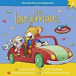 Leo Lausemaus will nicht teilen (Leo Lausemaus 6)