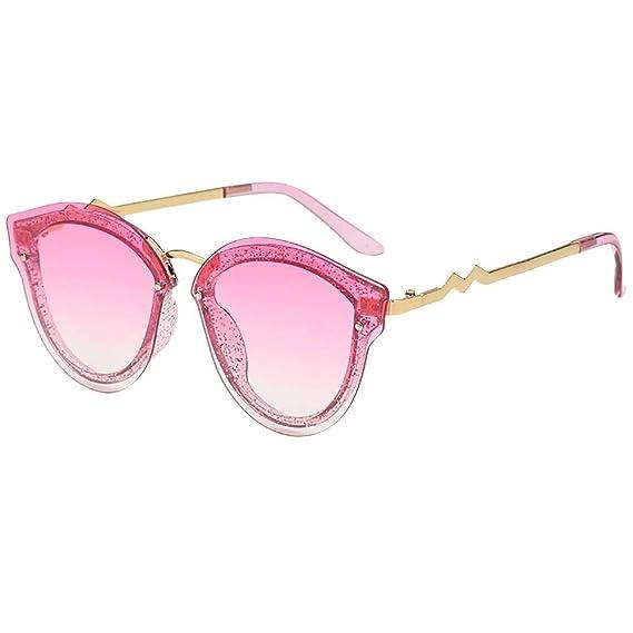 RISTHY Gafas de Sol para Hombre Mujer Marco Metal Gafas de ...