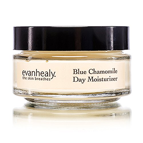 Blue Chamomile Day Moisturizer 1.4 Ounce Cream by evanhealy