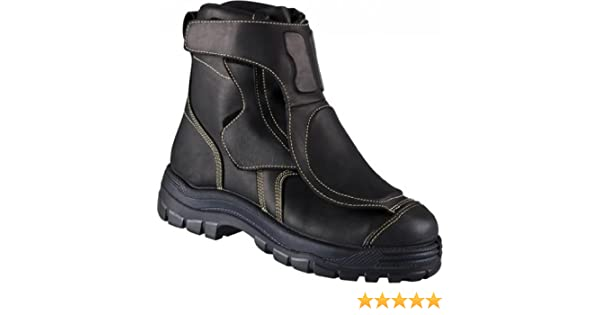 f4eb9b154ad Oliver Boots Men's Smelter Heat Resistant and Flame Retardant Leather Boot
