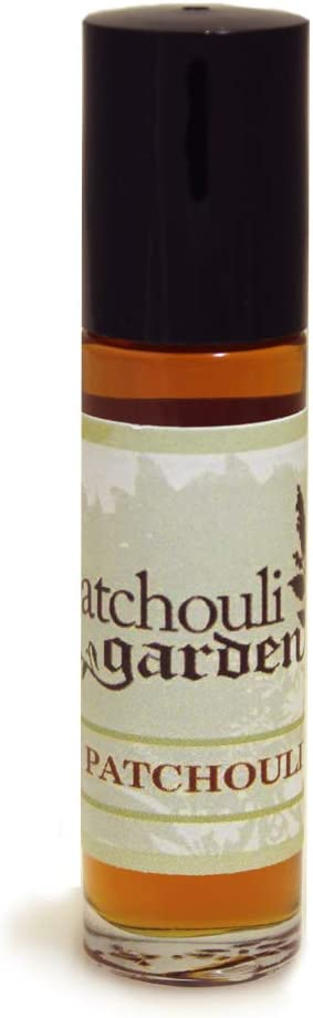 Patchouli Garden - Patchouli Rose Perfume Roll-on