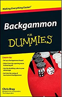Amazon 18 inch leatherette backgammon set with beautiful old backgammon for dummies publicscrutiny Images