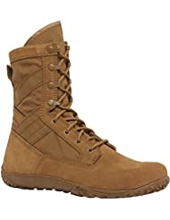 Belleville TR105 Minimalist Boots Unisex Coyote Leather/Nylon