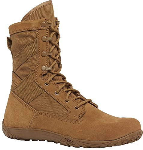 Coyote Leather - Belleville TR105 Minimalist Boots Unisex Coyote Leather/Nylon 3R