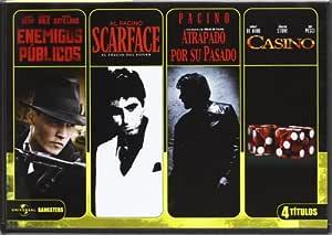 Cuadruple Gangsters: Enemigos Publicos + Precio Del Poder + Casino ...