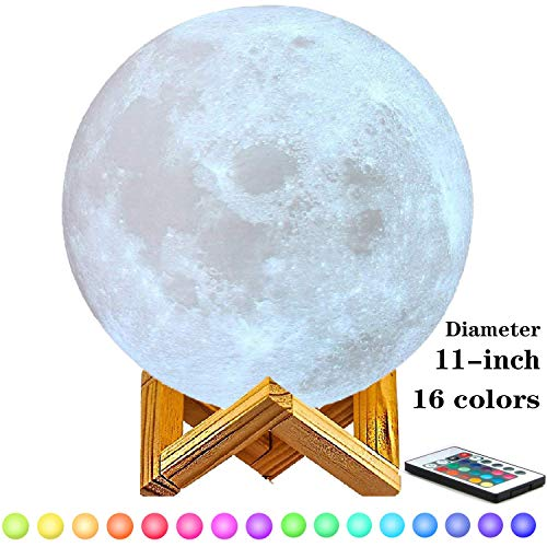 Moon Light Lamps (6