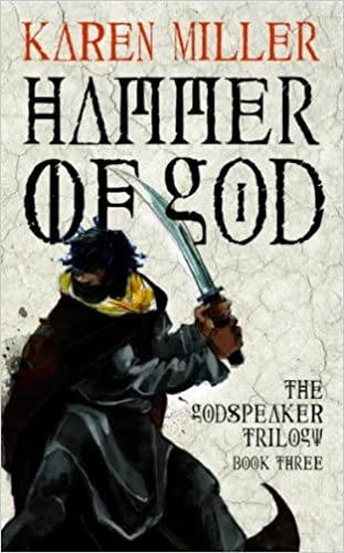 Free audio books torrent download Hammer of God in German PDF iBook PDB B002B213I8 by Karen Miller