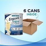 Ensure Nutrition Powder One Month Supply, Vanilla