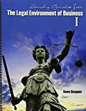 Study Guide for the Legal Environment of Business I, Seaquist, Gwen, 1465264779