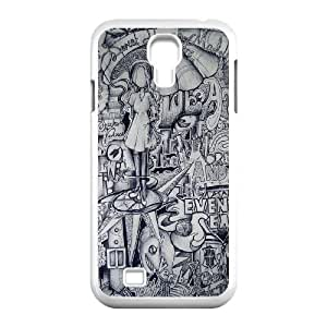 Samsung Galaxy S4 I9500 Phone Case for Sucker Punch pattern design GQSKPH633556