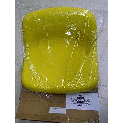 (John Deere replacement seat cushion F510 GX75 LX172 LX173 LX176 STX38 AM117446 )