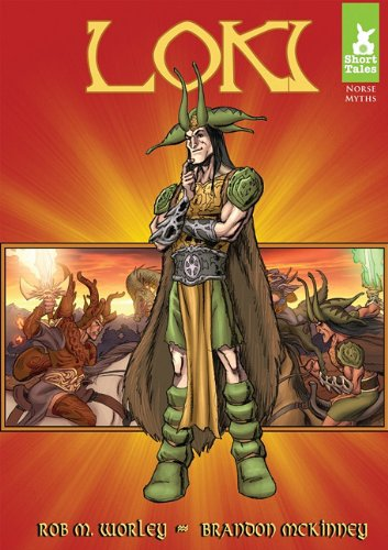 ragnarok: into the abyss, manhwa, loki, norse mythology
