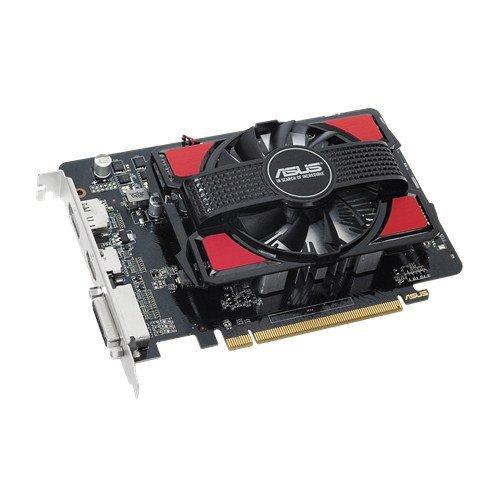 Asus AMD Radeon R7 250 1GB DDR5 128-Bit DisplayPort HDMI DVI Graphics Card R7250-1GD5-V2 by Asus (Image #2)