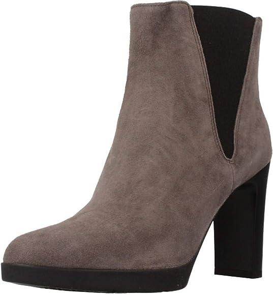 Gemidos soporte Inspector  Geox D ANNYA High H, Botines para Niñas, (Chestnut C6004), 35 EU:  Amazon.es: Zapatos y complementos
