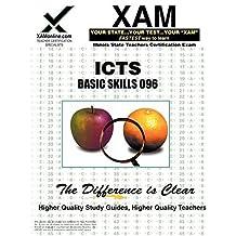 ICTS Basic Skills 096: Teacher Certification Exam