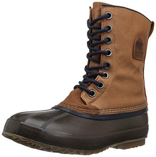 (SOREL Men's 1964 Premium T CVS Snow Boot, Camel Brown, Buffalo, 8.5 M)