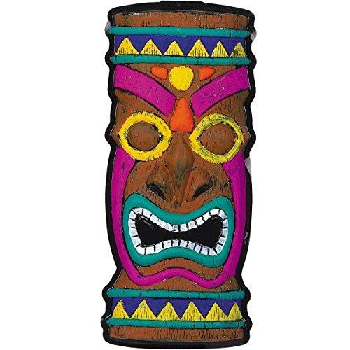[Hawaiian Summer Luau Tiki Island Vac Form Sign] (Tiki Mask Costumes)