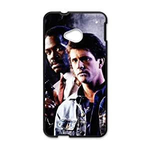 Lethal Weapon HTC One M7 Cell Phone Case Black NRI5096255