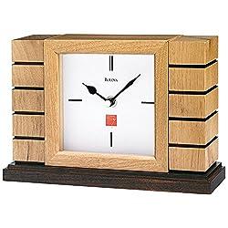 Bulova Usonian II Frank Lloyd Wright Clock