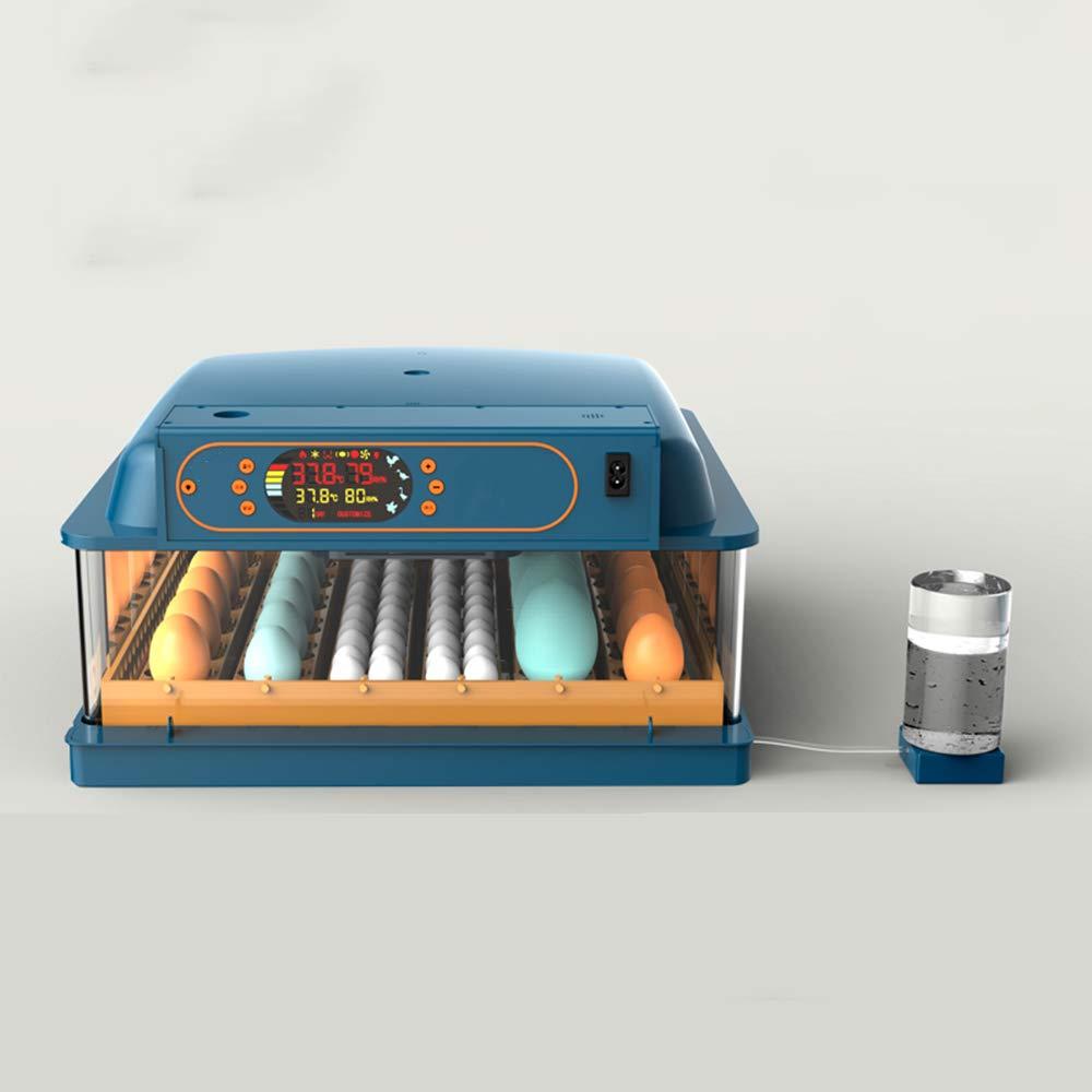 36 Incubadora del Huevo Intelligent Humidificaci/ón Temperatura Constante MMUY-1 Automatic Egg Incubadora Digital Giro Autom/ático