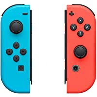 Control JOY con Nintendo Switch Neon Red (Renewed)