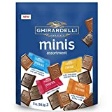 Ghirardelli Assorted Mini Squares Pouch, 12 Ounce, X-Large