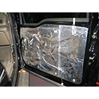 HushMat 570503 Sound and Thermal Insulation Kit (MG A - All Years Doors)
