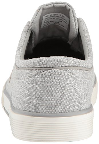 Ralph Sneaker Men's Low Faxon Polo 7 Lauren Grey gq7wXgd