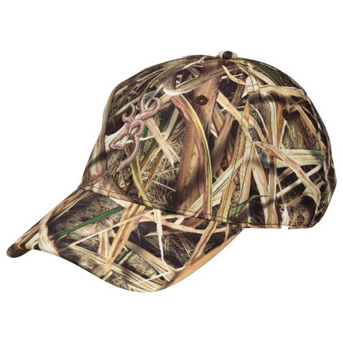 Mossy Oak Shadow Grass Hat - Browning, Cap, Tail-Lite, Mossy Oak Shadow Grass Blades