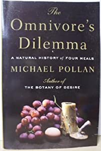 The omnivores dilemma book by michael pollan the omnivores dilemma fandeluxe Images