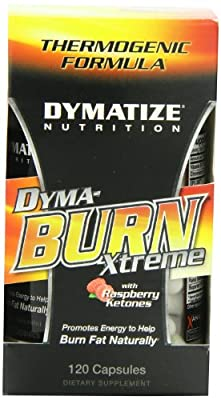 Dymatize Nutrition Dymatize Nutrition Dyma Burn Extreme 200, 120 Count from Dymatize Nutrition