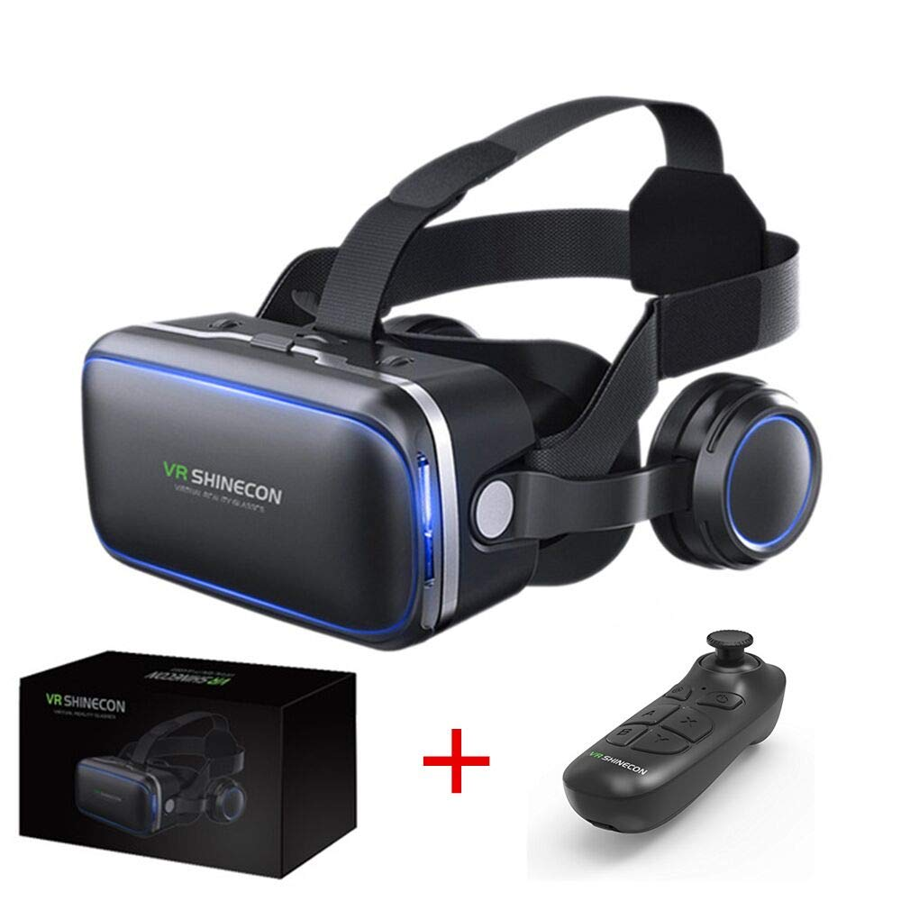 0fd0816f1174 VR Headset Virtual Reality Headset Ltd Movies   Video Games 4336701614  Android   Other Phones Within ...