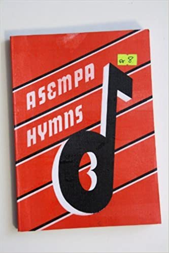 Hymbook from Ghana / Asempa Hymns / 300 Hymns / Christian Council of