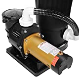 XtremepowerUS Deluxe Set 2.0hp Swimming Pool Pump